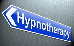 Hypnotherapy Sign